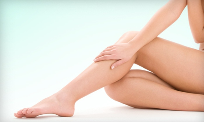 Jeta Skin Care and Laser Center - Ukrainian Village: $150 for Two Spider-Vein Treatments at Jeta Skin Care and Laser Center ($300 Value)