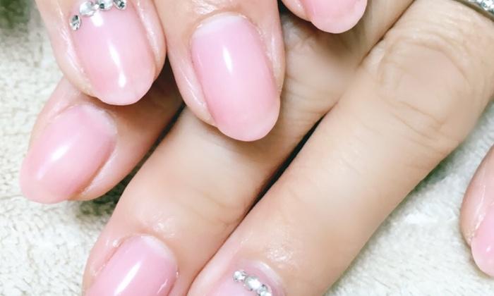 Nail & Beauty Braceo - 仙台市泉区: 【最大61%OFF】指先に、光るセンスとさりげない輝き≪選べるジェルネイル+アート2本+オフ/1回分 or 2回分≫ @Nail & Beauty Braceo