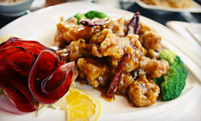 Jade Spice - Marlton: Chinese Grill and Noodle-Bar Fare at Jade Spice in Mount Laurel (Up to 52% Off)