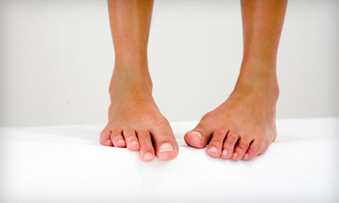 Smooth Sensations Body Balance - Sacramento: One, Three, or Five Ionic Footbaths at Smooth Sensations Body Balance (Up to 78% Off)