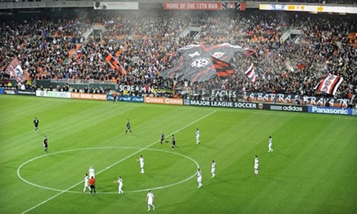 D.C. United - Washington: $16 for a Premium-Level Ticket to the D.C. United Soccer Match in Washington DC ($32 Value). Two Games Available.