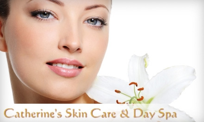 Catherine's Skin Care & Day Spa - Annapolis: Half Off Waxing Services, a Massage, or a Facial at Catherine's Skin Care & Day Spa. Choose From Three Options.