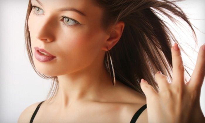 Posh... the Salon - Cory - Merrill: $40 for $80 Worth of Salon Services at Posh… the Salon