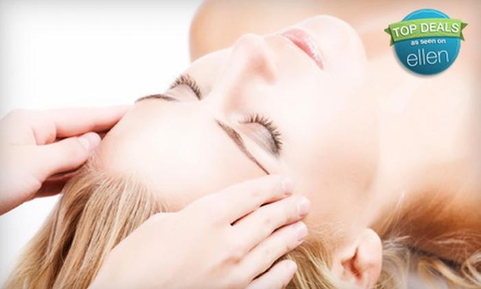 Defy Hair and Esthetics - Rutland: European Facial, Massage, or Both at Defy Hair and Esthetics (Up to 55% Off)