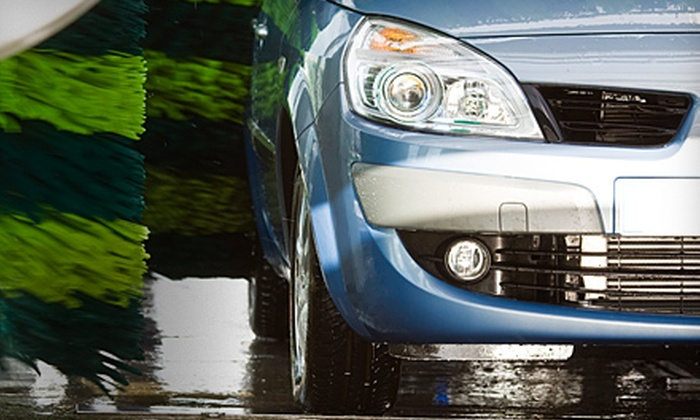 Pepin's Auto Wash - Leicester: $14 for Two Extreme Car Washes at Pepin's Auto Wash in Leicester ($28 Value)