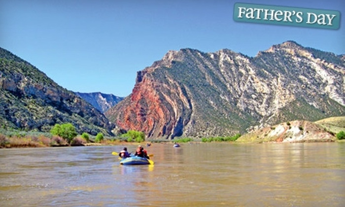 Four-Day Green River Rafting Trip from Adrift Adventures. Five Dates Available.