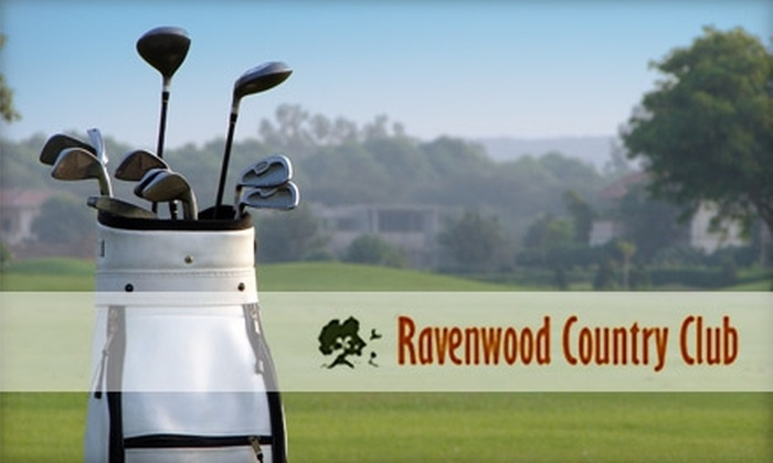 Ravenwood Country Club - Nashville-Davidson metropolitan government (balance): $45 for One Round of Golf and Cart Rental for Two People at Ravenwood Country Club