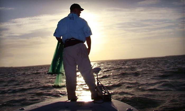Reel Kind Fishing - Multiple Locations: $149 for a 2.5-Hour Intro to Fishing Trip for Up to Three People from Reel Kind Fishing ($300 Value)
