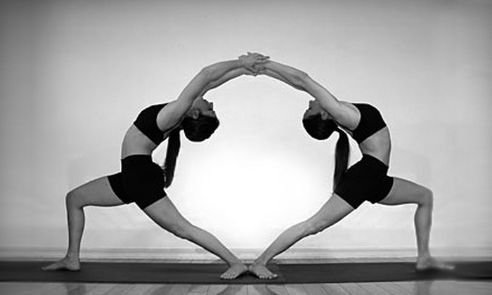 Yoga Belly - Old Mountain View: $30 for a Choice of Five-Class Pass for Yoga Belly or Power Yoga Classes at Yoga Belly in Mountain View (Up to $75 Value)