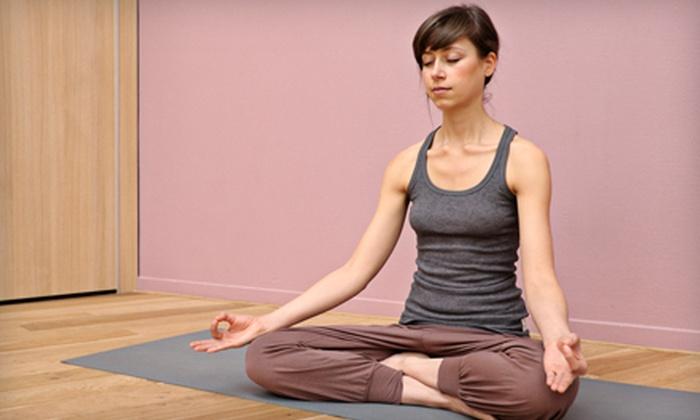Crossroads Yoga - Bay Area: $45 for 10 Yoga Classes at Crossroads Yoga (Up to $100 Value)