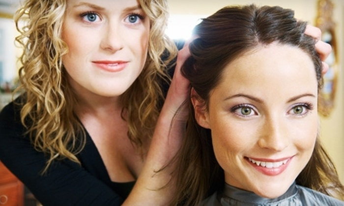 Grabber School of Hair Design - Ballwin: $30 for $70 Worth of Hair Salon Services at Grabber School of Hair Design in Manchester