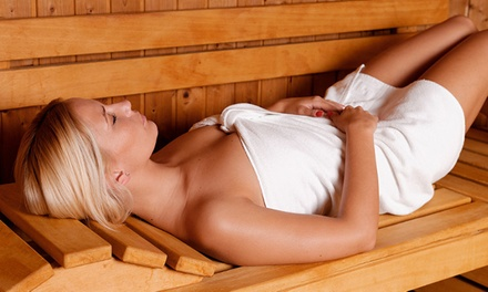 One, Three, or Five 30-Minute Infrared Sauna Treatment at Tea Spa Wellness Center (Up to 53% Off)