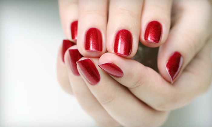 Nails by Christy at Salon Cheveux - Spanish Trail Center: $25 for $50 Worth of Nail Services at Nails by Christy at Salon Cheveux