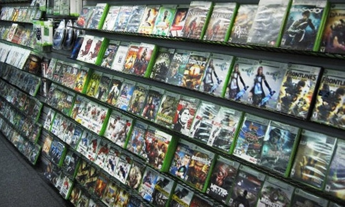 Game Trade - Peachtree Plaza: $12 for $25 Worth of Video Games and Gaming at Game Trade in Mesquite