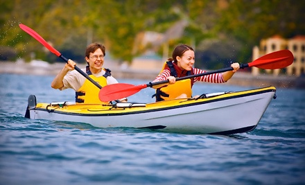 Two-Hour Guided Kayak Tour for One (a $100 value) - San Francisco Kayak & Adventures in San Francisco