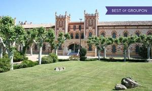 Balneario Vichy Catalán: Circuito termal para 2 con opción a menú de tapas y botella de vino en terraza desde 29,95€ en Balneario Vichy Catalán