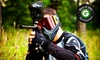 Midway Paintball - Vacaville: $35 for an All-Day Paintball Outing for Five at Midway Paintball Facility in Vacaville ($200 Value)