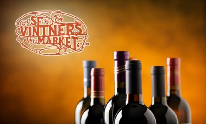 San Francisco Vintners Market - Marina: Up to 60% Off Admission to San Francisco Vintners Market. Choose from Two Options