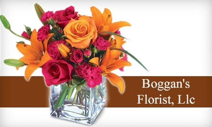 Boggan's Florist - White Station -Yates Neighborhood Association: $25 For $50 Worth of Flowers and More at Boggan's Florist