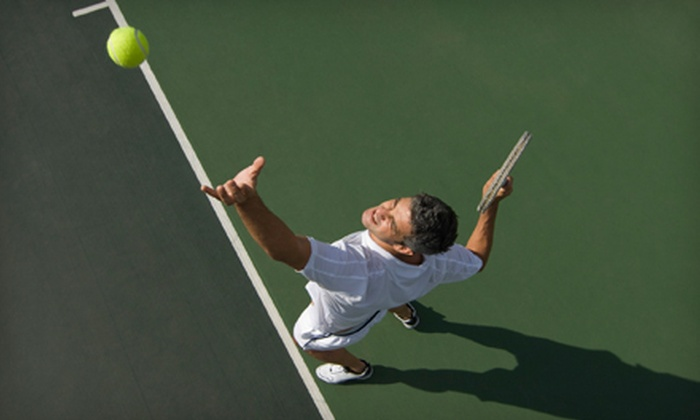 Courtside Tennis & Apparel - Multiple Locations: $40 Worth of Tennis Equipment and Apparel
