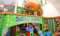 Soft Play Entry for Two or Four Children with a Hot Drink for Two or Four Adults at Rock Up Birmingham (Up to 52% Off)