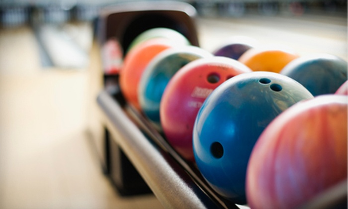 North Bowl Lanes - North Attleboro: $15 for Family Bowling for Up to Six People Plus Shoe Rentals at North Bowl Lanes in North Attleboro