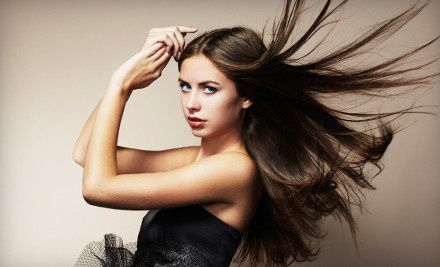 Wash, Cut and Style (a $45 value) - Spagarage in Kemptville