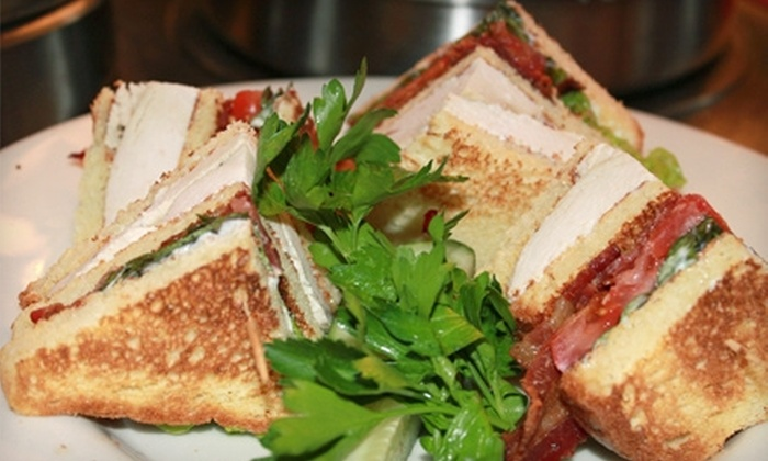 French Quarter Restaurant - West Hollywood: $8 for $16 Worth of Eclectic Bistro Fare at French Quarter Restaurant in West Hollywood