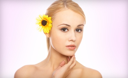 1 Microdermabrasion Facial Treatment (a $125 value) - Chateau Hair Designs Salon and Spa in Fairport