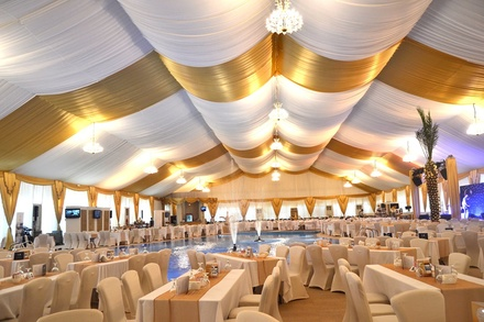 Iftar Buffet with Ramadan Drinks for a Child or Up to Six Adults at Layali El Hilmiya, 5* Le Royal Meridien Abu Dhabi