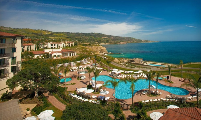 Terranea Resort - Rancho Palos Verdes: One-Night Stay for Two in an Ocean-View Room or a Casita Suite at Terranea Resort in Greater Los Angeles