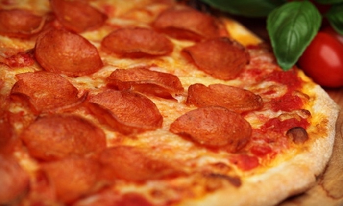 Papa's Pizza - Gulf Shores: $7 for $15 Worth of Authentic Italian Cuisine at Papa's Pizza in Gulf Shores