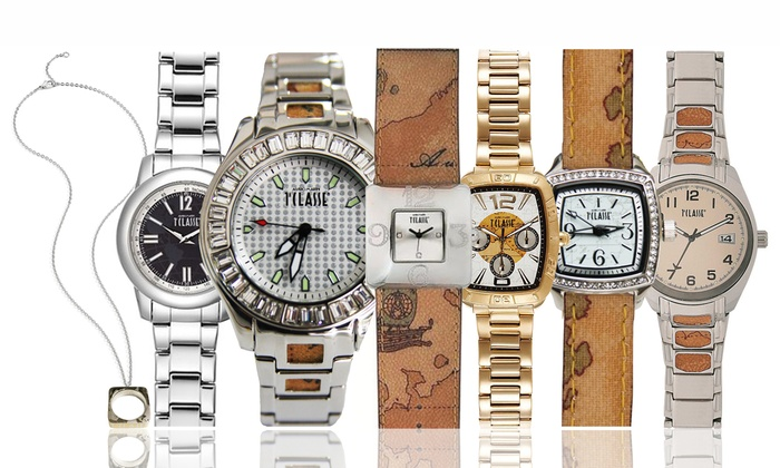 Collana e orologi Alviero Martini | Groupon Goods