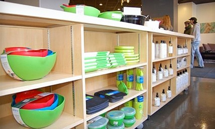 Carbon Environmental Boutique - Downtown: $10 for $20 Worth of Eco-Friendly Home Goods at Carbon Environmental Boutique