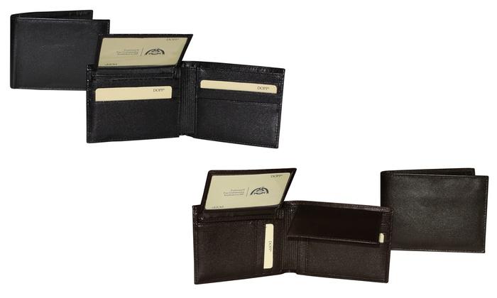 Regiment Men's Leather Wallets