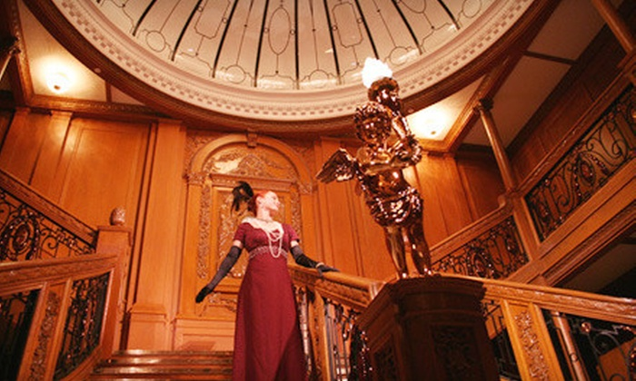 Titanic The Experience - Orlando: $12 for One Admission to Titanic The Experience (Up to 49% Off)