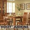 63% Off at Hoot Judkins Furniture