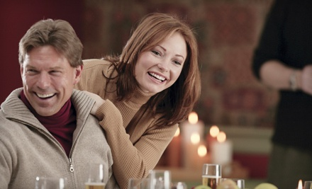 Show and Lite-Dinner Fare Package for 2 People (a $200 value) -