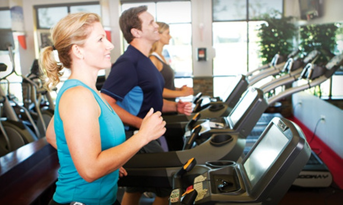 Snap Fitness - Riverside: $59 for a Fitness Package with an easyFIT Fitness Monitor and Membership to Snap Fitness (Up to $258.85 Value)
