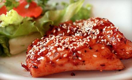 $20 Groupon to Tub Tim Thai Restaurant - Tub Tim Thai Restaurant in Corte Madera