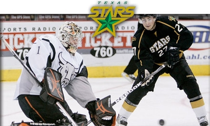 Texas Stars Hockey - Cedar Park: $14 for One Premium-Level Ticket to Texas Stars Hockey Game ($25 Value). Buy Here for 3/13/10 at 7 p.m. vs. the San Antonio Rampage at Cedar Park Center. See Below for an Additional Game.