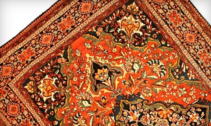 Glyndon Lord Baltimore Cleaners - Mid-Town Belvedere: $39 for $100 Worth of Area-Rug Cleaning Services from Glyndon Lord Baltimore Cleaners