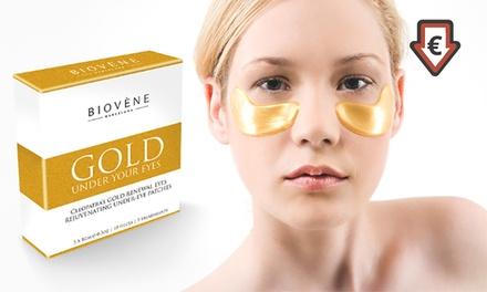 10 ou 30 ou 60 patchs régénérants pour le contour des yeux de Biovène dès 5,90 €