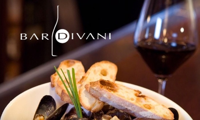 Bar Divani - Heartside-Downtown: $15 for $30 Worth of New American Fare at Bar Divani