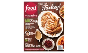 Hearst Magazines: One-Year, 10-Issue Subscription to Food Network Magazine