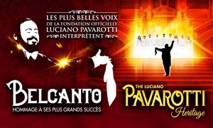 "Cisame Production: 1 place pour le spectacle ""BELCANTO"" dès 19 €"