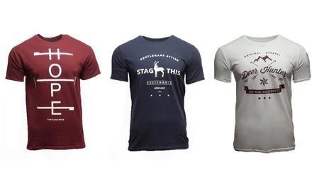Three-Pack of Men's T-Shirt