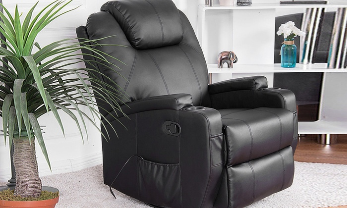 Up To 25 Off On Electric Massage Recliner Groupon Goods