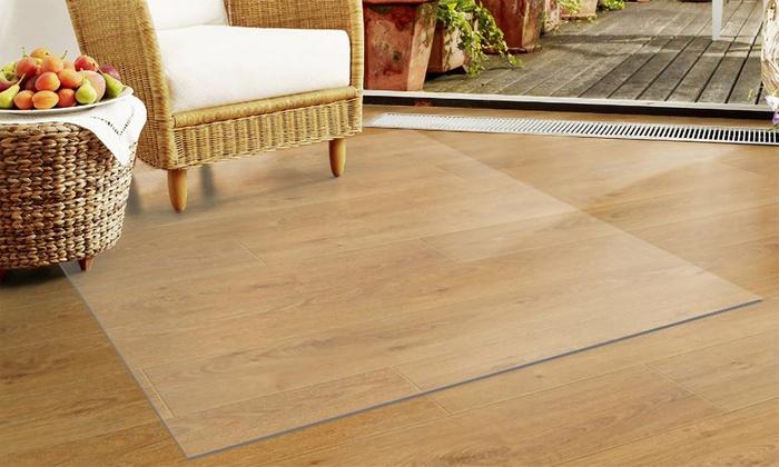 Up To 50 Off On Imountek Floor Protector Mat Groupon Goods