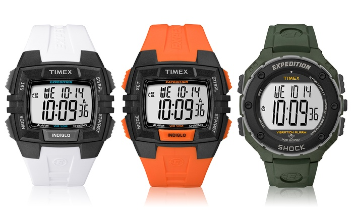 threads timex expedition